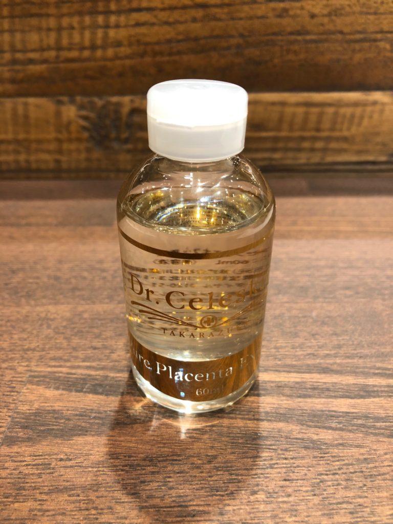 ドクターセレスキン プラセンタエキス原液を実際に使ってみた